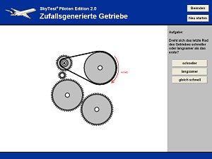 SkyTest® - Trainingssoftware für DLR-Test (Lufthansa