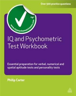 IQ and Psychometric Test Workbook 250